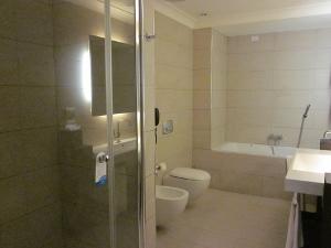 ホテル-ラディソンBLUのバスルーム