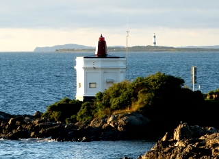 ブラフの灯台
