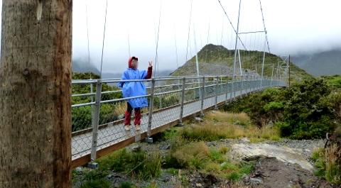 第二のつり橋
