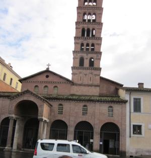 サンタ・マリア・イン・コスメディン教会