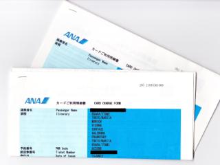 オーストリア行きの飛行機チケット