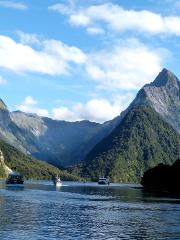 ニュージーランドのイメージ