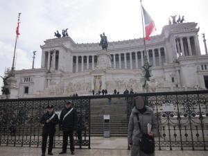ヴィットリオ・エマヌエーレ2世記念堂の正