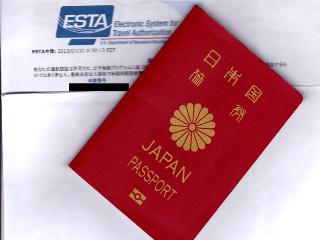パスポートとビザ
