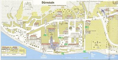 デュルンシュタインの絵地図