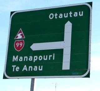 ティ・アナウへの道導
