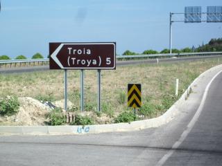 トロイの標識