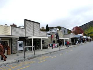 NZアロータウンのバッキンガム・ストリート