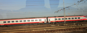 イタリアの列車2