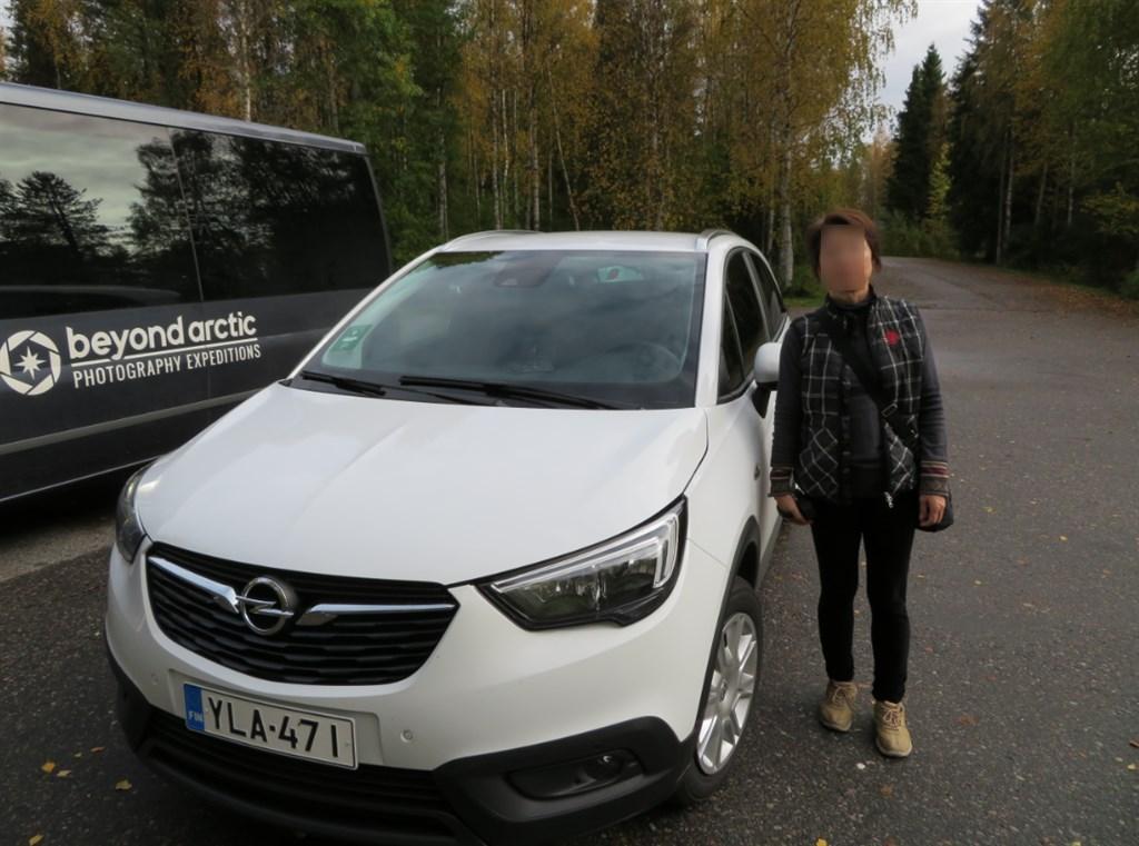 フィンランド レンタカー