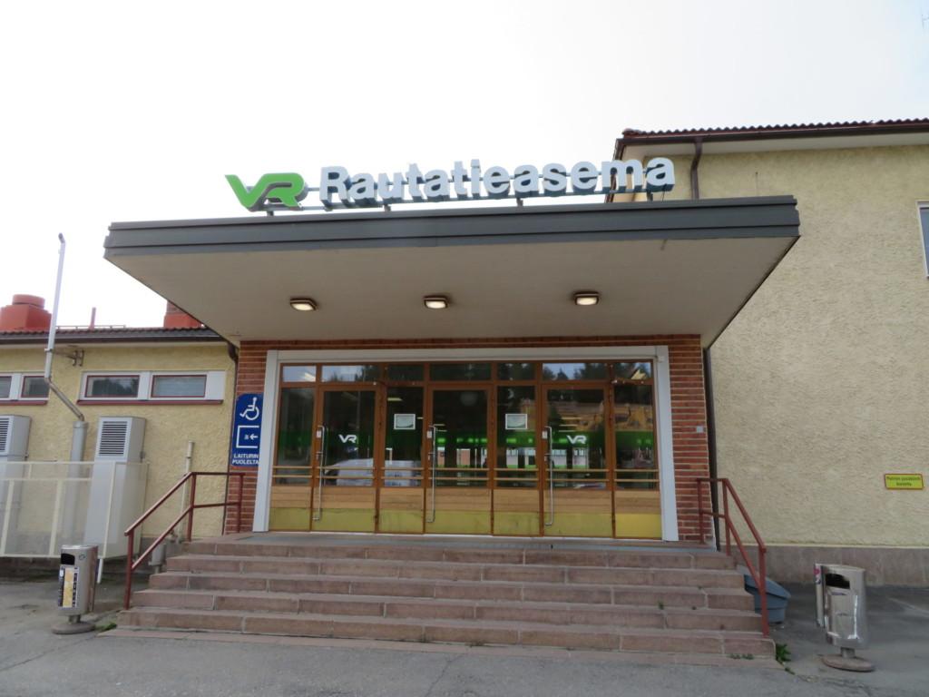 ロべニエミ駅